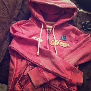 FINAL OFFER - Aeropostale zip up hoodie!